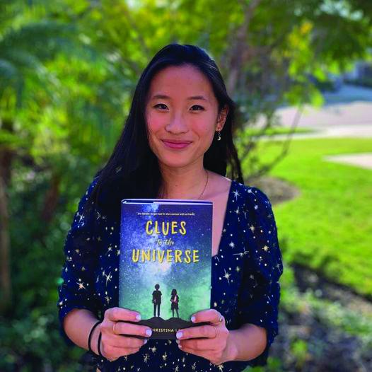 Photo of Author Christina Li