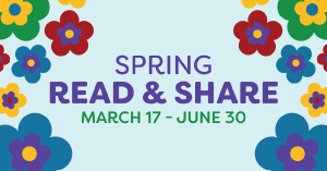 Spring Read & Share