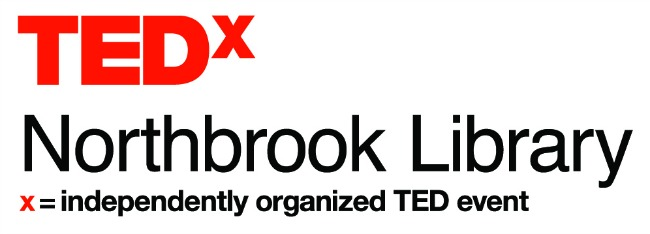 Image of the TEDx Northbrook Logo
