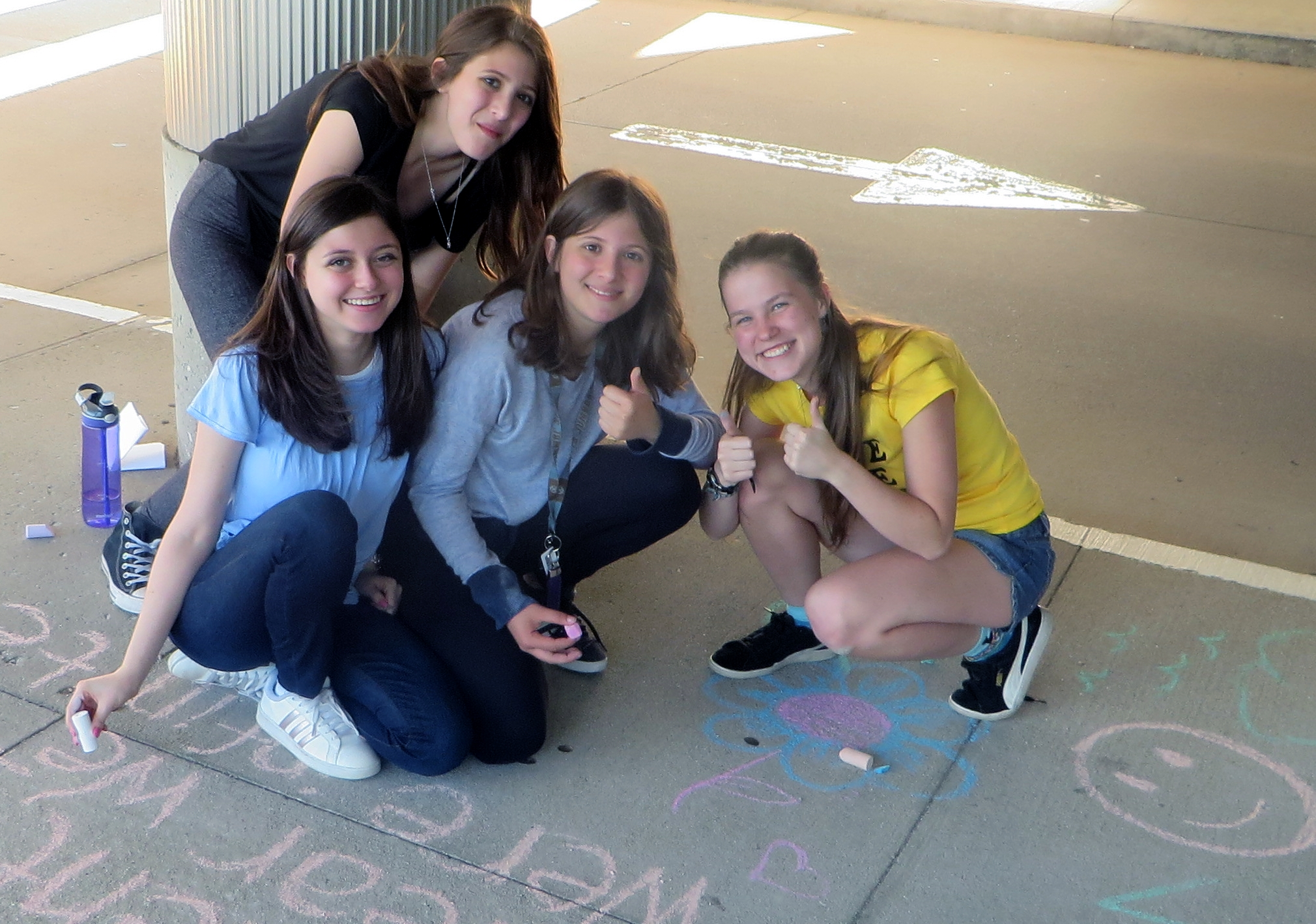 Teen Volunteers