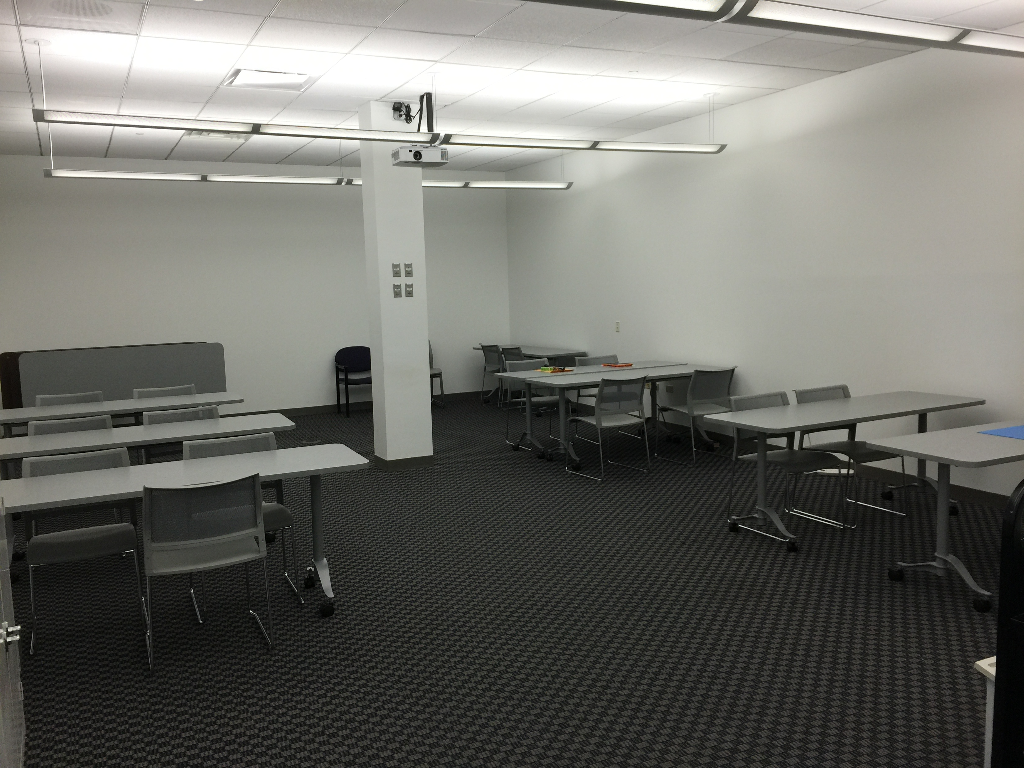 Photo of the Interactive Classroom