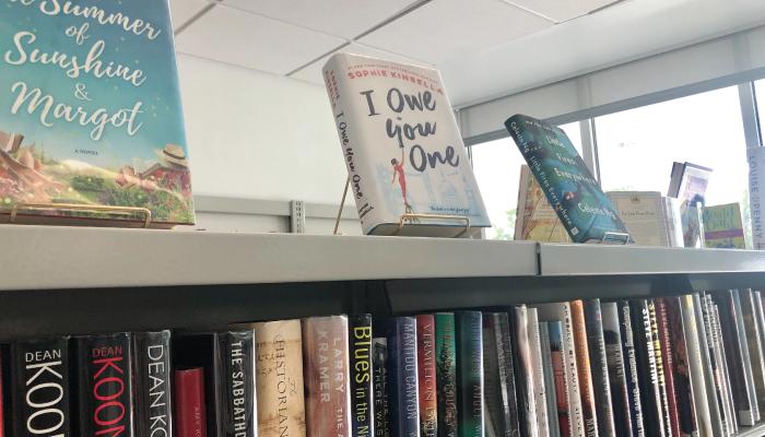 Photo of the Friends' Bookshop